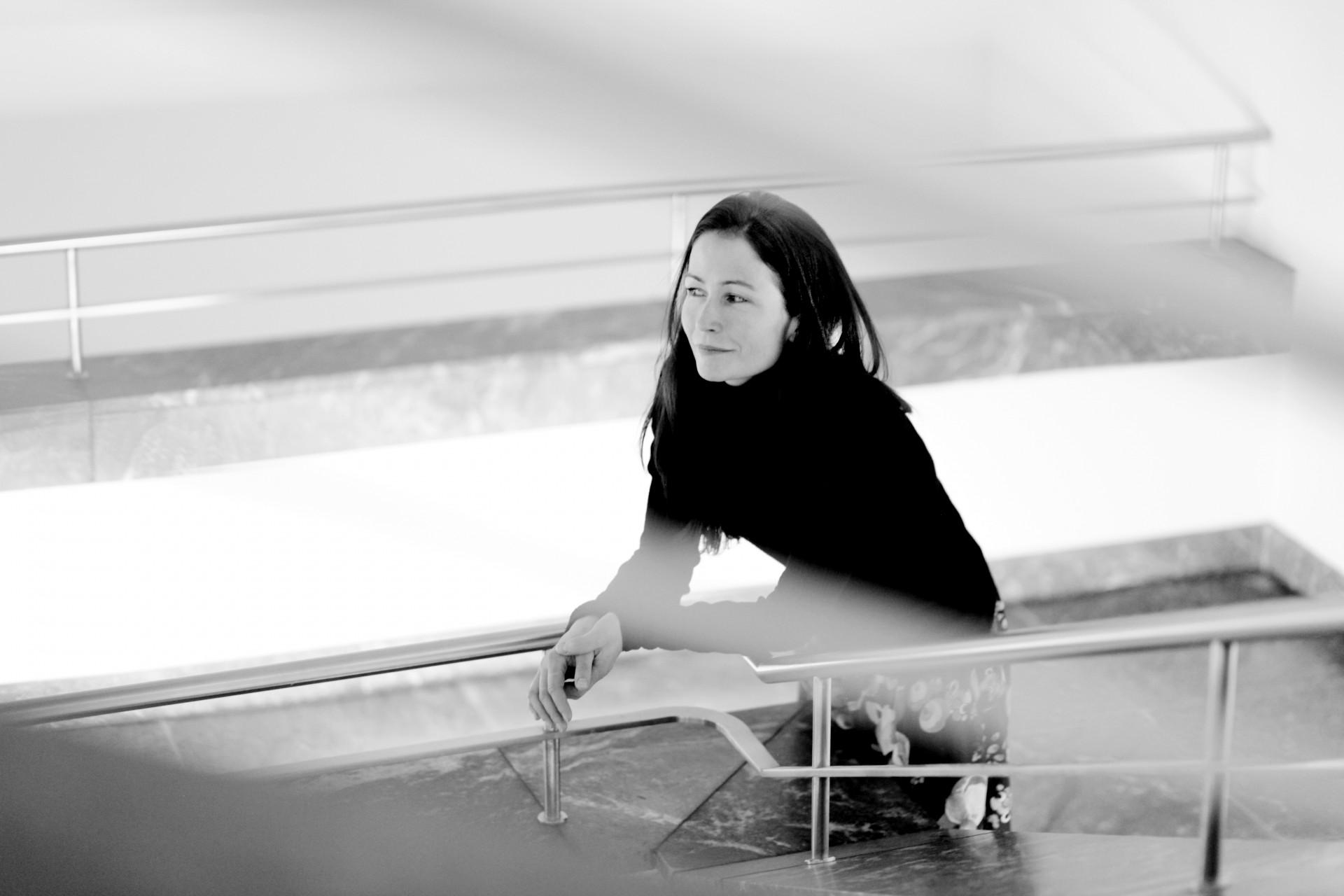 Susanne Abbuehl (photograph by Martin U. K. Lengemann)