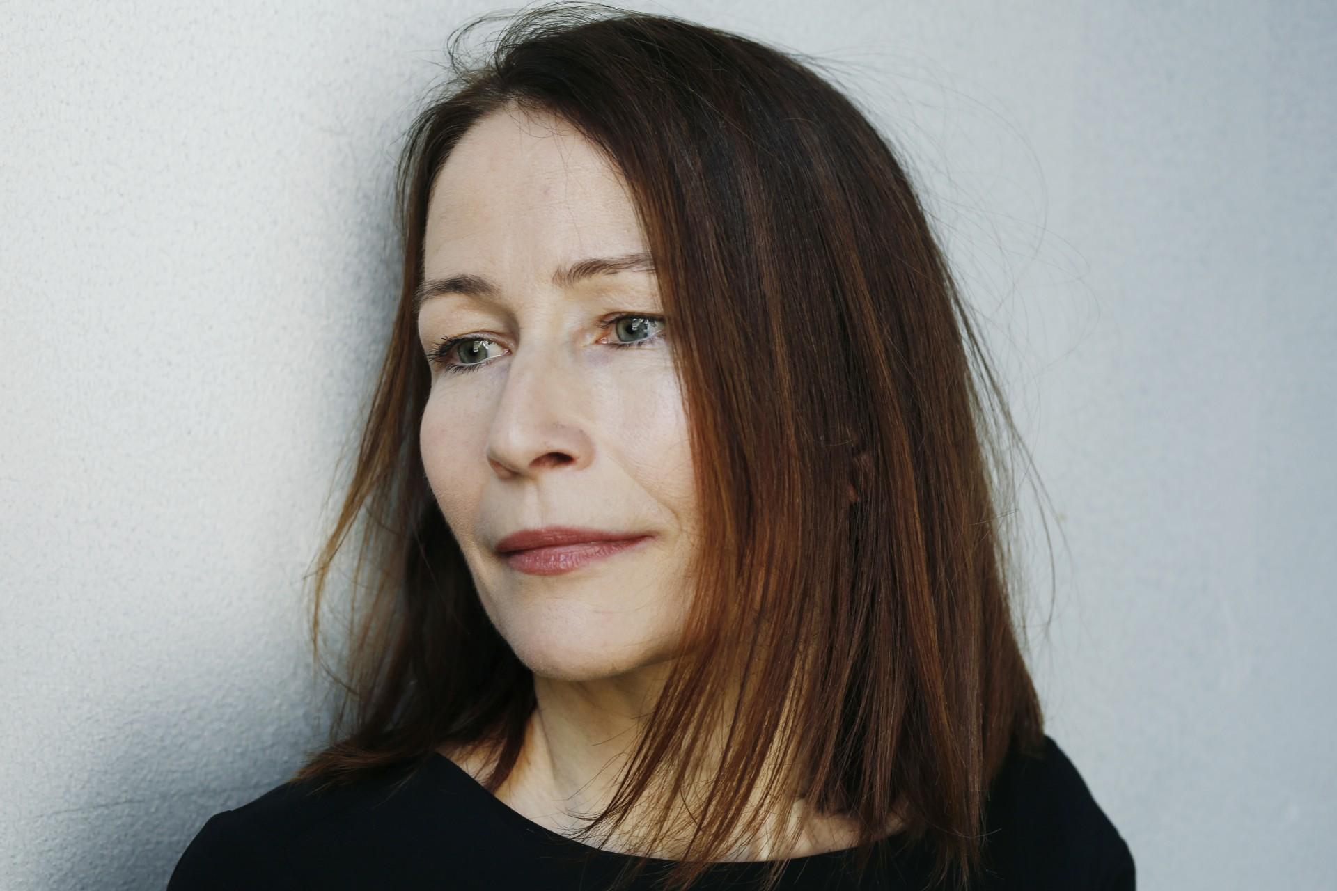 Susanne Abbuehl, photograph by Mario del Curto, 2016