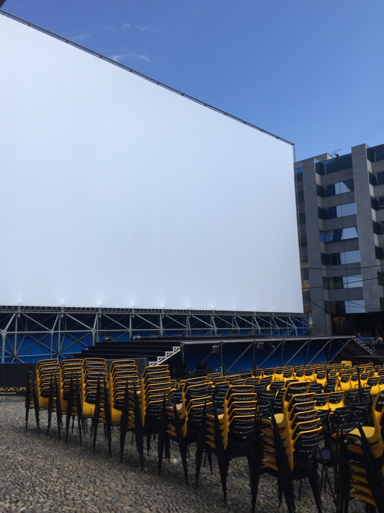 Locarno Film Festival, where the Fondation SUISA film music prize was awarded to Peter Scherer