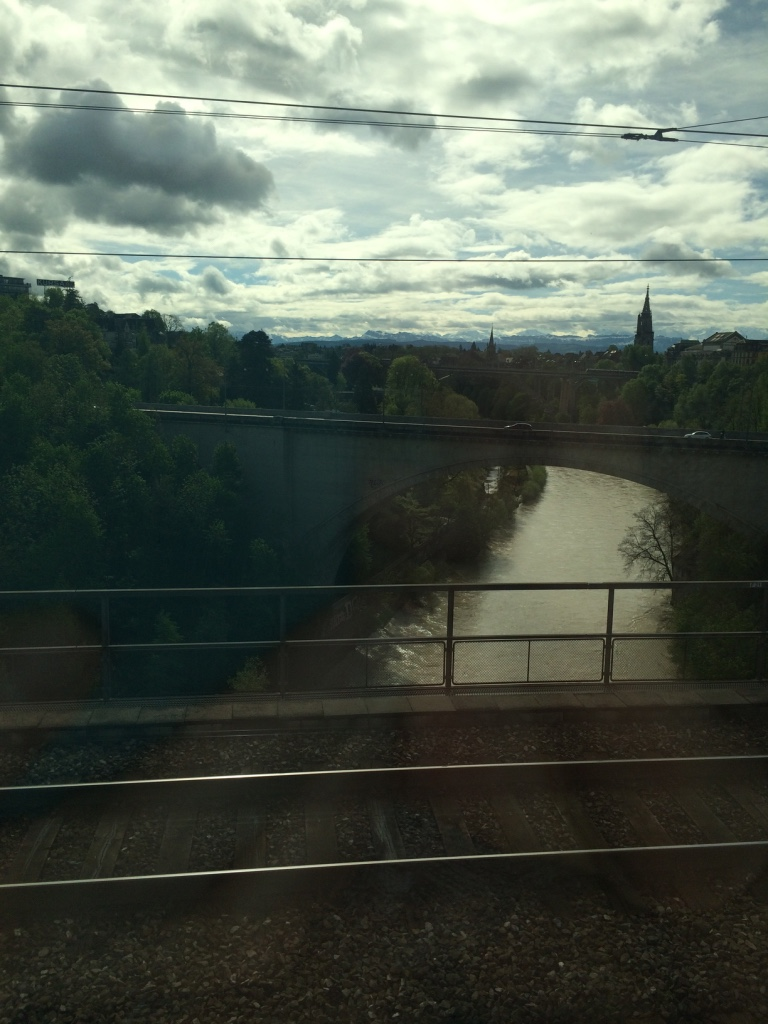 mostly passing by: my beautiful home town Berne